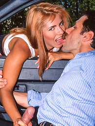 Dina Pearl and the Grimmet Brothers Have a Hot Threesome pictures at find-best-babes.com