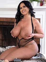 Kailani Kai returns...with bigger tits! pictures at find-best-mature.com