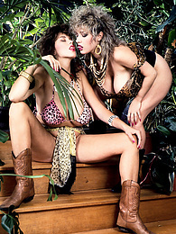 British Jungle Girls pictures at freekilosex.com