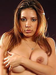 Lindy Lopez goes fully topless in the hot gallery so you can see her nips pictures at kilogirls.com