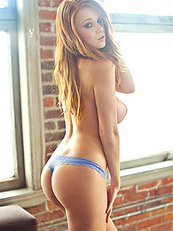 Leanna Decker has beautiful big natural breasts to tease you with pictures at freekiloclips.com