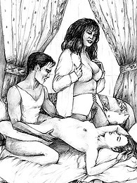 Horny black and white comics fuck pictures at find-best-ass.com