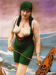 True vintage erotica from old times pictures