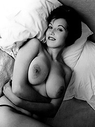 Beautiful black and white vintage nudes pictures