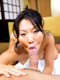 Tough Asian slut loves bouncing on a prick pictures at freekilomovies.com