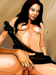 Lucy Liu naked in hardcore fakes pictures at dailyadult.info