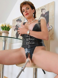 Dildo machine with busty milf pictures