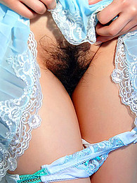 Pretty Japanese girl hairy box pictures at find-best-mature.com