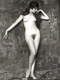 Old timey vintage nudes pictures