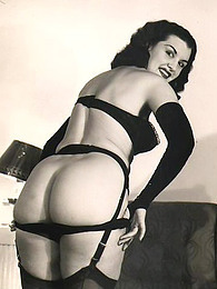 1950s naked vintage porn pictures