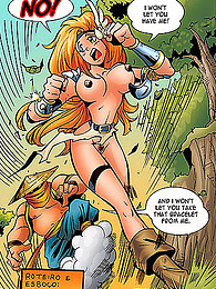 Big tits redhead naked comics fun pictures at dailyadult.info