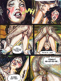 In depth erotic comic sex pictures