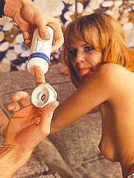 Butt fucking a vintage slut pictures