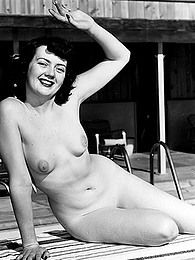 True vintage shots with naked babes pictures