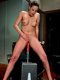 Double penetration with dildo machine pictures at find-best-lingerie.com