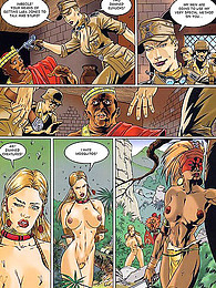 Beautiful comic with great sex pictures at freekilomovies.com