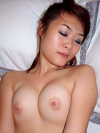 Cute Asian amateur in the nude pictures at find-best-ass.com