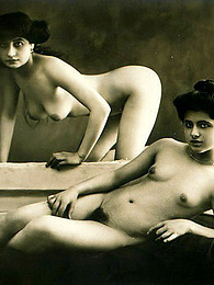 Vintage lady on lady pics pictures at kilovideos.com