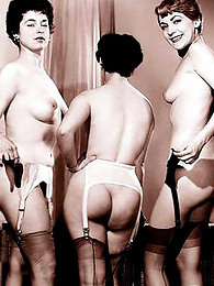 Hot vintage asses are beautiful pictures