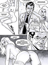 Long and erotic hardcore comic pictures