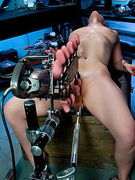 Dildo machines bring her joy pictures