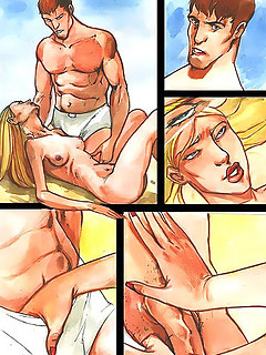Free Comic Sex Pictures and Free Comic Porn Movies