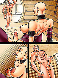 Comic with great hardcore sex pictures at find-best-ass.com