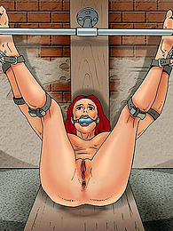 Great bondage cartoon pictures pictures at freekiloporn.com