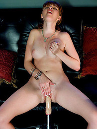 Toy fucks shaved pussy pictures at find-best-ass.com