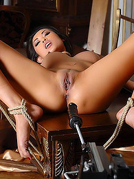 Dildo machine pleasures with ladies pictures at freekilomovies.com