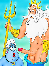 Little Mermaid hardcore cartoon porn pictures at dailyadult.info