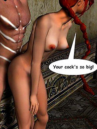 Lara Croft cartoon fucking pictures at freekilomovies.com