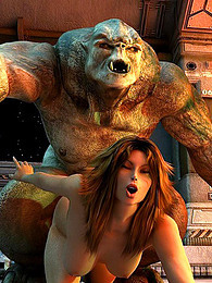 Ogre fucks 3d girl pictures at find-best-videos.com