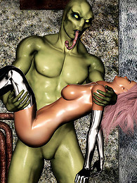 3d alien and monster sex pictures at dailyadult.info