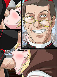 Priest sucked by comic nun pictures at find-best-mature.com
