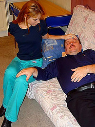 Old man and teenage lover pictures at freekiloclips.com
