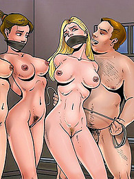 His sexy cartoon bondage sluts pictures at dailyadult.info