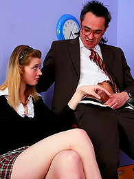 Old dude humps schoolgirl pictures at dailyadult.info