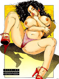 Curvy cartoon girl hardcore fuck pictures at freekiloporn.com