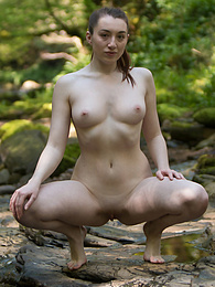 MILF In The Woods pictures