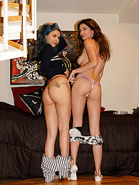 Nina and Skye East Village Pe... pictures