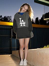 Giana Van Patten Miss October pictures