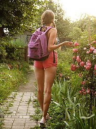 Ulyana Orsk Summer In Russia pictures