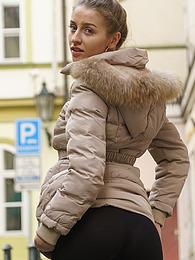 Lenka Samkova from Prague pictures at find-best-babes.com
