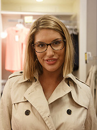 August Ames Half Off pictures