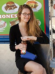 Reese Berkman Whats Cemitas pictures