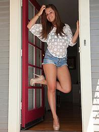 Nikki Yann On The BBQ pictures