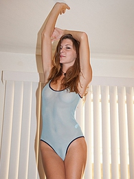 Amber Sym Helium Suit pictures at find-best-panties.com