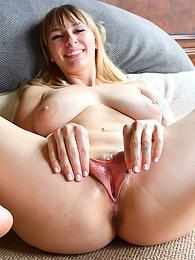 Angel - penetrating dildos pictures at kilogirls.com