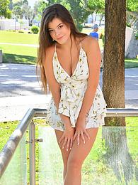 Scarlett III - innocent summer pictures at find-best-mature.com